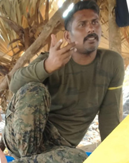 Chhattisgarh encounter: Maoists release photo of missing CoBRA soldier