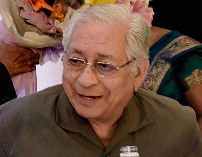 Former Attorney General Soli Sorabjee dies of Covid