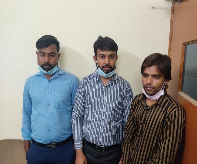 Three nabbed for black marketing Remdesvir in Gurugram