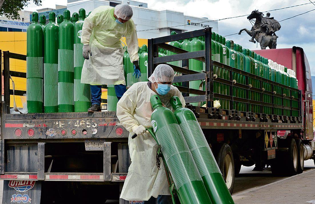 India to import 50,000 MT medical oxygen amid COVID surge