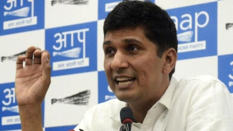 AAP MLA makes emotional appeal to Centre, Haryana govt to provide oxygen to Delhi