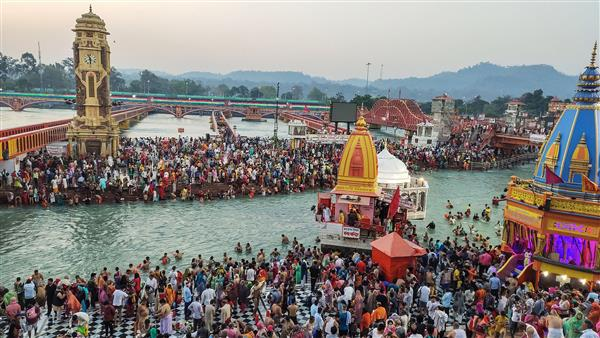 Over 1,700 test positive for COVID-19 in Kumbh Mela over 5-day period