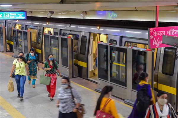 Entry to four metro stations briefly closed, resumed
