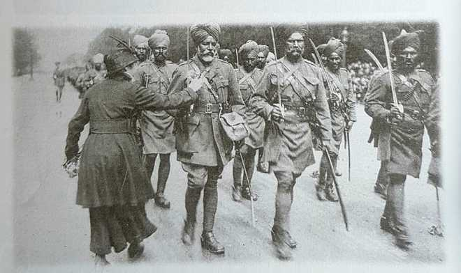 Commonwealth report finds racism against Indian WWI martyrs, UK Defence Secy offers apology