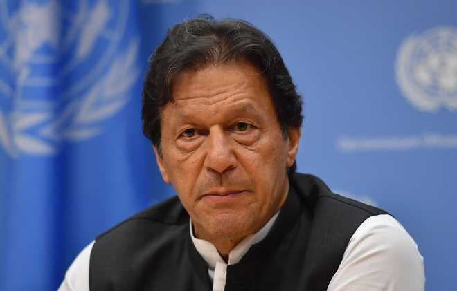 Pak PM Imran Khan expresses solidarity with India over COVID-19 crisis
