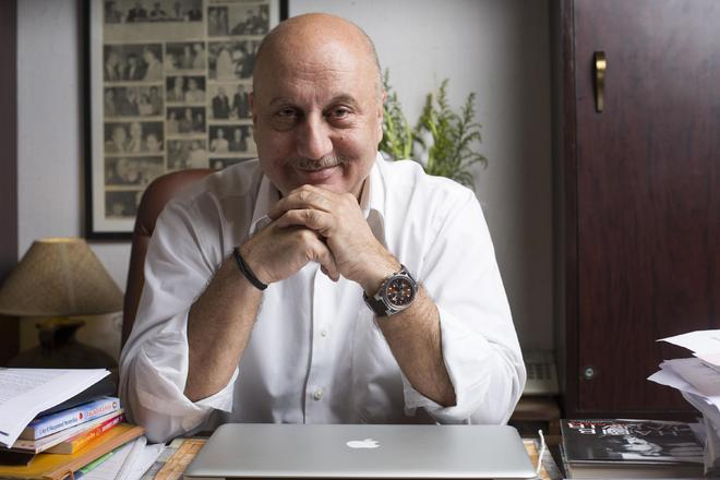 Anupam Kher: I make my job difficult