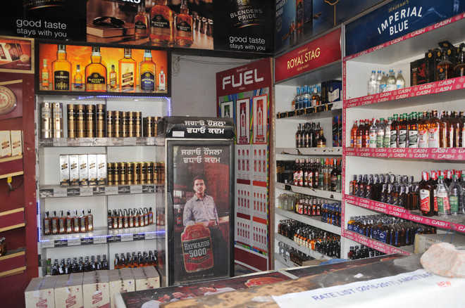 Liquor vend worker 'assaulted' by villagers