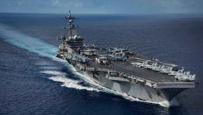 US Navy sails in Indian Exclusive Economic Zone; asserts it is right, India's claim wrong