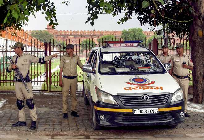 Amid COVID surge, Delhi Police chief asks personnel to take precautions, maintain social distancing