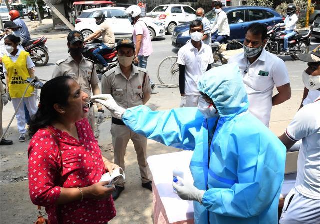 Delhi, UP, Maharashtra report highest-ever single-day Covid spike