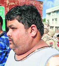Shiv Sena (Hindu) president Nishant Sharma arrested by Kharar Police
