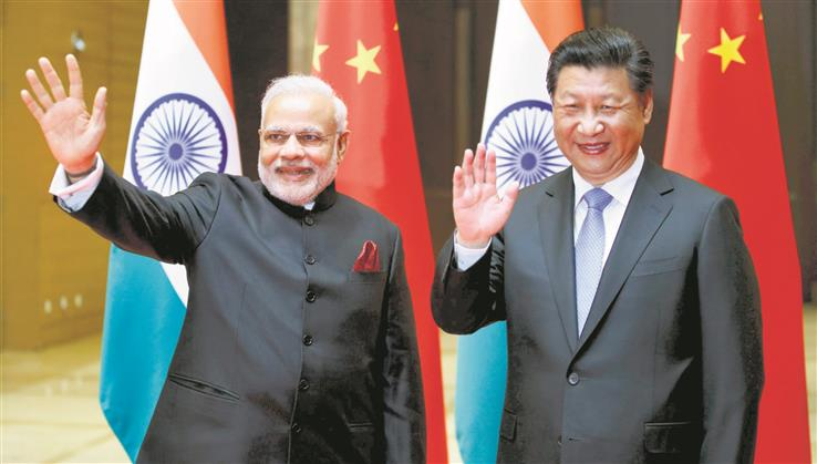 Recalibrating strategic ties with China