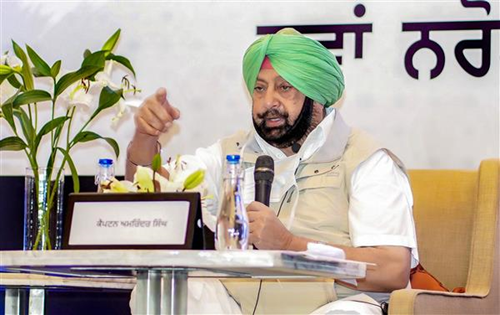 30 per cent of all Punjab funds to go for SC welfare: Capt Amarinder Singh