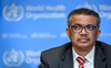 WHO chief says COVID-19 infection rate approaching highest of pandemic so far