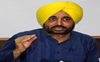 Bhagwant Mann takes digs at Congress and SAD over IPS officer's resignation
