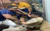 Case filed against gym owner, associates for assaulting policeman