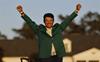 Japan's Hideki Matsuyama wins Masters for maiden major victory