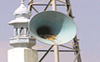 Three booked for noise pollution