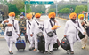 Over 200 Sikh pilgrims test +ve on return from Pakistan