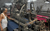 Industrial production contracts 3.6 pc in February