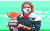 Tsitsipas takes Monte Carlo crown