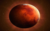 Mars did not dry up all at once, says study