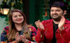 Kapil Sharma reveals his newborn baby boy's name thanks to singer Neeti Mohan; check it out
