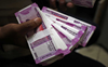 Tax mop-up exceeds revised estimates at Rs 9.45 lakh crore