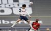 Son Heung-min racially abused online after Tottenham lose to Man U