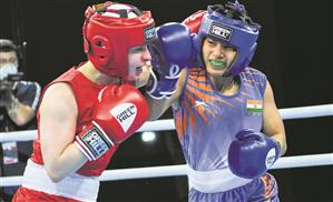 Babyrojisana Chanu crushes European champion, India assured of 11 medals