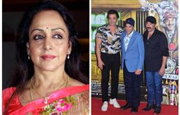 Hema Malini talks about her relationship with Dharmendra's sons, Sunny and Bobby Deol