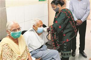 Six succumb to Covid, 338 test positive in Patiala district
