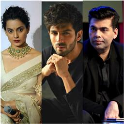 'Don't go after him like Sushant': Kangana Ranaut tells Karan Johar after Kartik Aaryan's ouster from Dostana 2