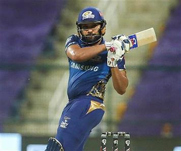 Rohit Sharma fined Rs 12 lakh for Mumbai Indians' slow over-rate