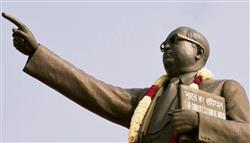 Ambedkar put equality at the core of democracy