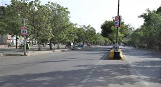 Streets, markets empty as Madhya Pradesh weekend lockdown kicks in