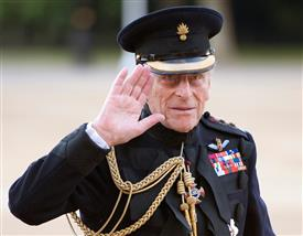 Britain's Prince Philip, husband of Queen Elizabeth, dies at 99
