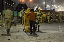 Delhi announces 6-day lockdown starting  Monday night