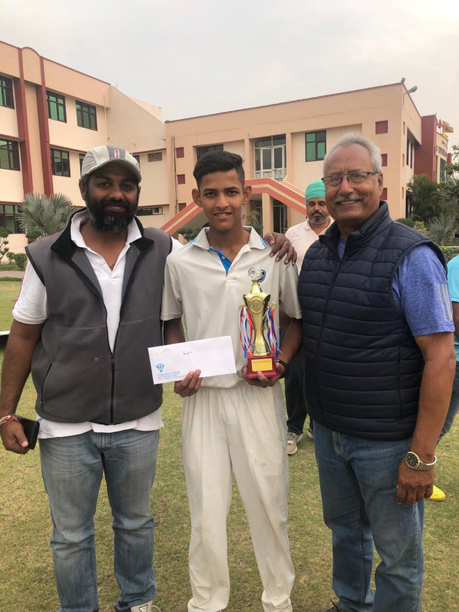 Skipper Shabad  leads Ludhiana into final with one-wicket victory