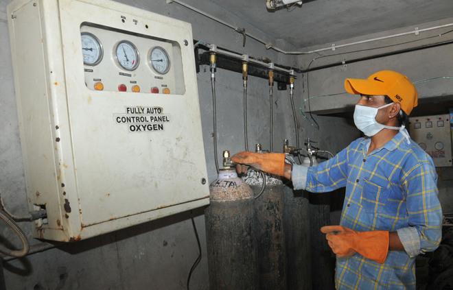 Oxygen audit: Curtail misuse, wastage