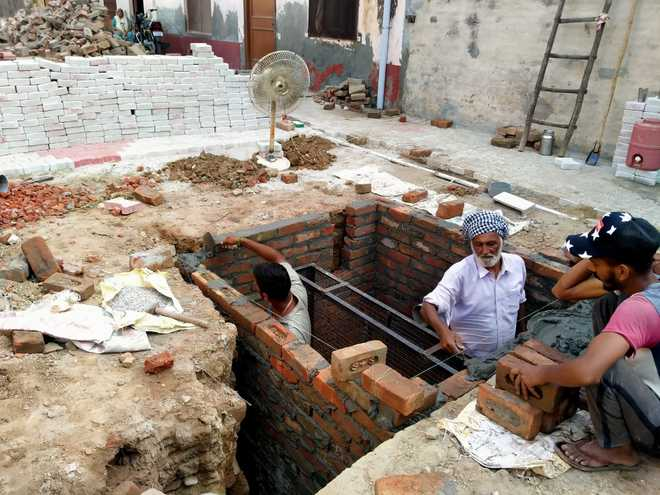 Jalandhar's Rurka Kalan shows way to conserve natural water