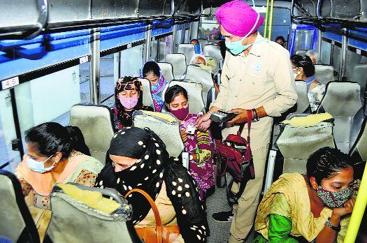Non-AC bus rides now free for women