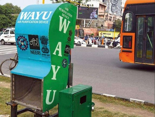 WAYU units, green buffers to tackle Amritsar's pollution pangs