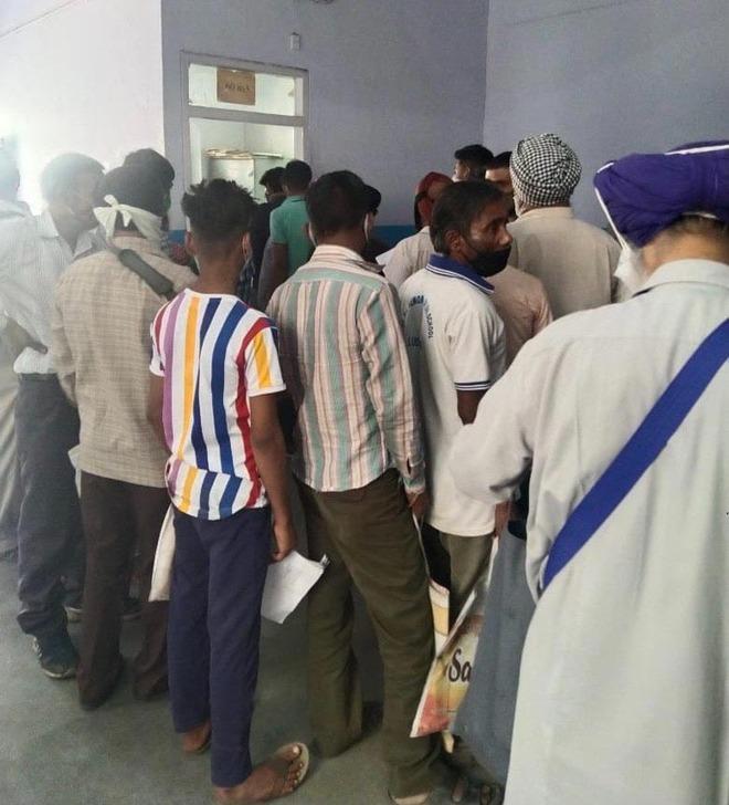 ESIC Hospital in Ludhiana sees high footfall