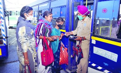 Over 99K women benefit from  free travel scheme in two days