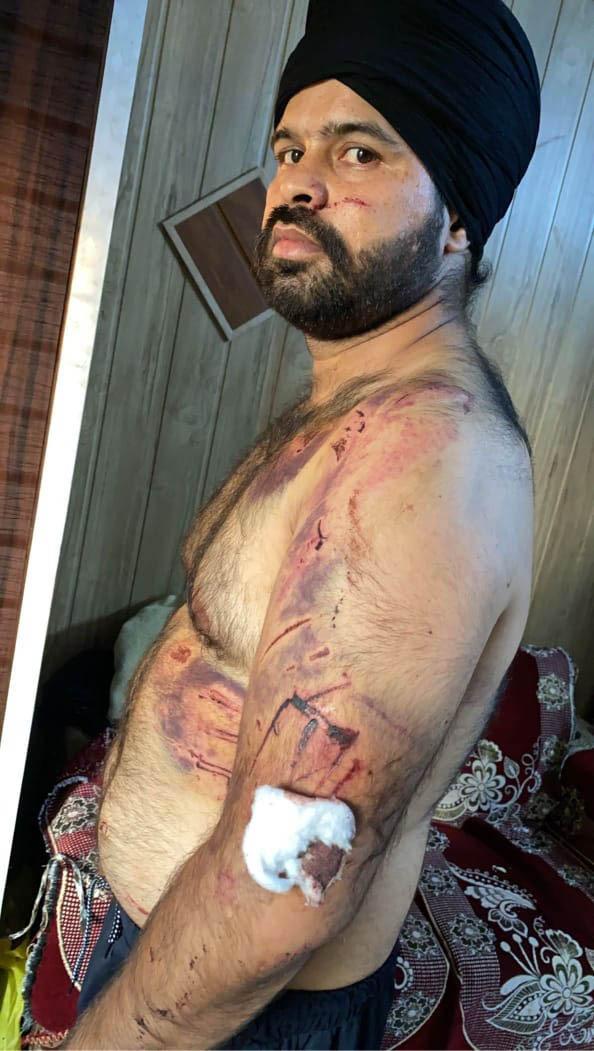 Man kidnapped, brutally thrashed in Rajasansi