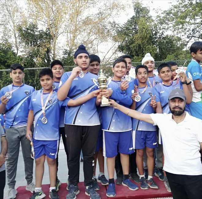 Chandigarh players make a mark in National Roller Skating