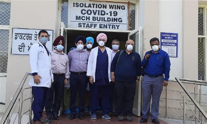 Central team visits Patiala