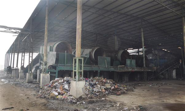 2 months on, Ludhiana MC fails to run waste processing plant