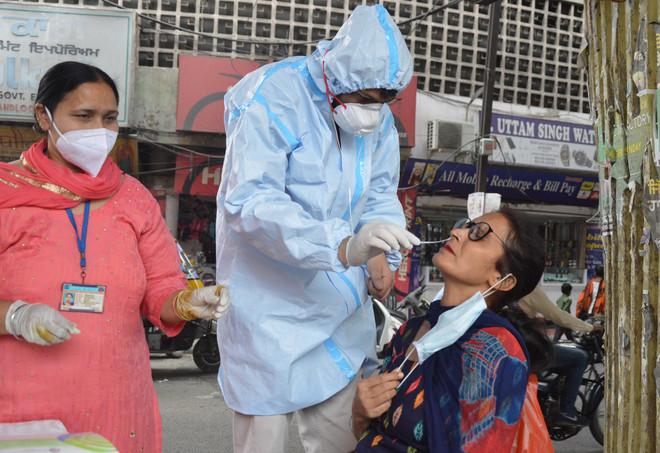 778 test positive in Ludhiana